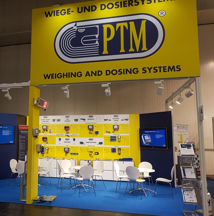 Stand Fiera PTM