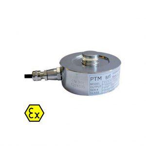 Capteur de charge à compression Atex
